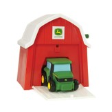 John Deere - Tractor in the Barn Jack in the Box