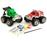 Monster Trucks Custom Shop Kit