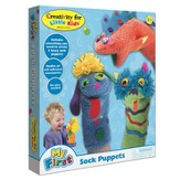 My First Sock Puppets Kit