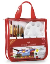 Young Artist Learn to Paint Set Kit