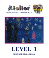 DVD-Based Art Lesson Modules Level 1B
