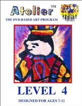DVD-Based Art Lesson Modules Level 4A