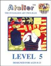 DVD-Based Art Lesson Modules Level 5C