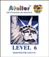 DVD-Based Art Lesson Modules Level 6B