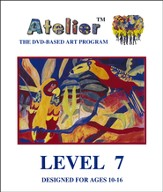 DVD-Based Art Lesson Modules Level 7A