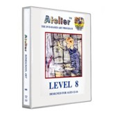 DVD-Based Art Lesson Modules Level 8A