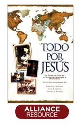 Todo por Jesús  (All for Jesus)