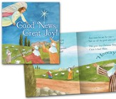 Good News Great Joy Softcover Children's Book