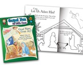 Good News Great Joy, Gospel Fun for Little Ones Activity Book