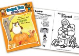 Who Loves You? Gospel Fun for Little Ones Activity Book
