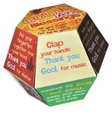 Count Your Blessings Pop Up Activity Sphere