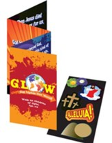 God Lights Our World Activity Booklet with Stickers