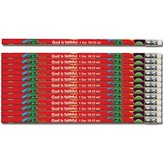 God's Promises for Kids Pencil Pack, 12