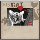 Magnetic Photo Frame, Cat