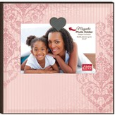 Magnetic Photo Frame, Pink
