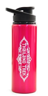 Thailand Trek VBS 2015: Water Bottle, Flip Top, Pink