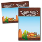 Publicity Flyers, pack of 50