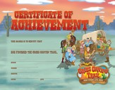 Achievement Certificate, pack of 25