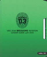 Missions Rotation Leader Guide With DVD