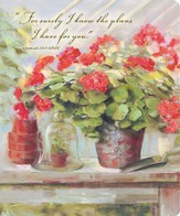 Faithful Potting Geraniums, Address Book