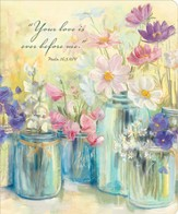 Flowers in Jars--Address Book
