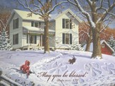 May You Be Blessed, Christmas Note Card Box