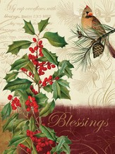 Blessing, Christmas Note Card Box