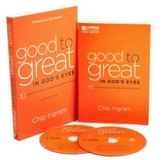 Good to Great in God's Eyes Group Starter Kit (1 DVD Set & 5 Books)