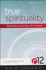 True Spirituality: Exclusive Church Edition Study Guide  - Slightly Imperfect