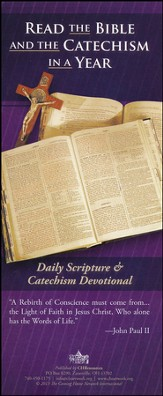 Daily Scripture & Catechism Guide