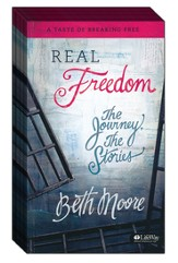 Real Freedom: The Journey, The Stories (Pack of 10)