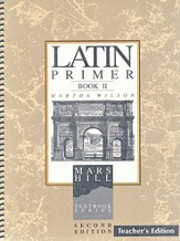 Latin Primer #2 Teacher's Text
