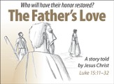 The Father's Love Gospel Booklet (10 pack)