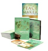 Peacemaking Church Small Group Study Kit (DVD + 10 PGs + 10 pamphlets)