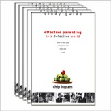 Effective Parenting study guide 5 pack