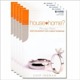 House or Home Marriage Study guide 5 pack