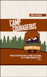 Camp Courageous VBS 2015: Young Teen Visuals
