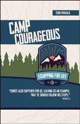 Camp Courageous VBS 2015: Teen Visuals