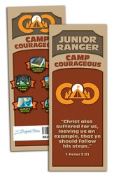 Camp Courageous VBS 2015: Bookmarks, pack of 25