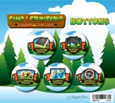 Camp Courageous VBS 2015: Buttons, pack of 5