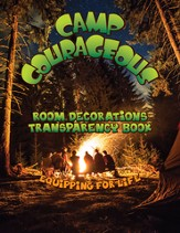 Camp Courageous VBS 2015: Room Decorations Transparencies