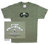 Camp Courageous VBS 2015: Adult 2X-Large T-shirt (50-52)