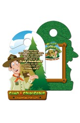 Camp Courageous VBS 2015: Doorknob Hangers, pack of 50