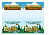 Camp Courageous VBS 2015: Publicity Fliers, pack of 50