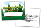 Camp Courageous VBS 2015: Nametags, pack of 24