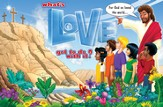 What's Love Got To Do With It? VBS 2015: T-shirt Iron-On