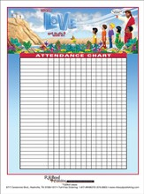 What's Love Got To Do With It? VBS 2015: Attendance Chart