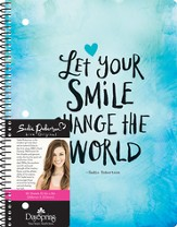 Let Your Smile, Spiral Notebook