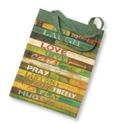 Live Joyfully Tote Bag