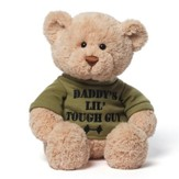 Daddy's Lil' Tough Guy T-Shirt Bear
